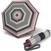 Obrázek z Knirps T.200 Medium Duomatic Recover Fire Dámský plně automatický deštník