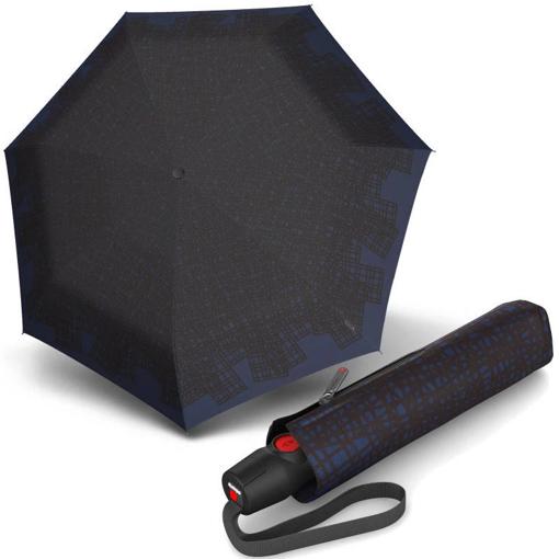 Obrázek z Knirps T.200 Medium Duomatic Happa Sea Dámský plně automatický deštník