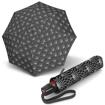 Obrázek z Knirps T.200 Medium Duomatic Renature Black Dámský plně automatický deštník
