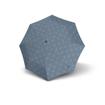 Obrázek z Knirps T.200 Medium Duomatic Renature Blue Dámský plně automatický deštník