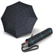 Obrázek z Knirps T.200 Medium Duomatic Sherlock Aqua Pánský plně automatický deštník