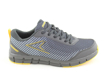 Obrázek z Power Vivid Shock 409-6700 Dětské boty černo / žluté