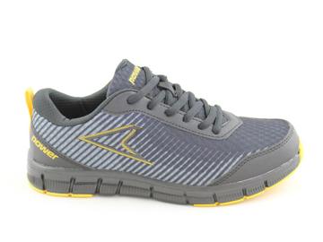 Obrázek Power Vivid Shock 409-6700 Dětské boty černo / žluté