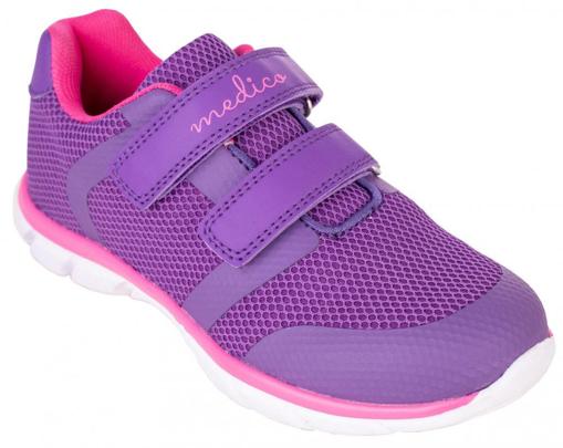 Obrázek z Medico Sport ME-52501 Dětské tenisky růžové
