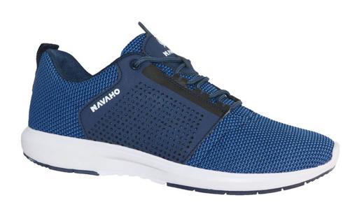 Obrázek z Navaho N6-207-27-08 Dámské sportovní boty modré