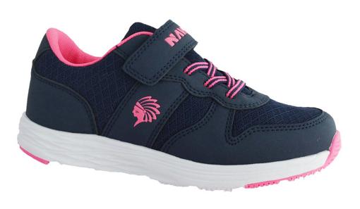 Obrázek z Navaho N6-507-31-01 Dětské boty modro / růžové
