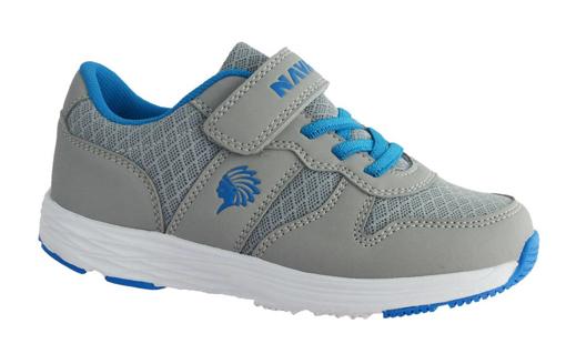 Obrázek z Navaho N6-507-32-01 Dětské boty šedé