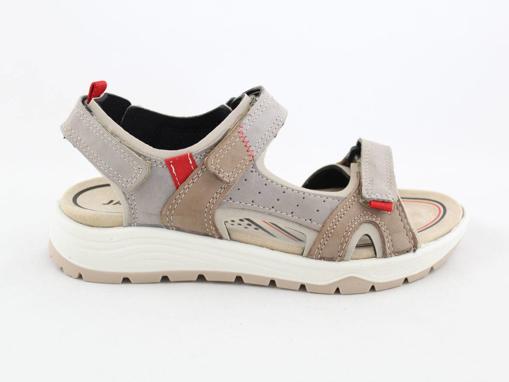 Obrázek z GRUNA A2728e21 Dámské sandály hnědé