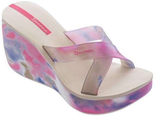 Obrázek z Ipanema Lipstick Straps VII 83071-20354 Dámské pantofle multicolor