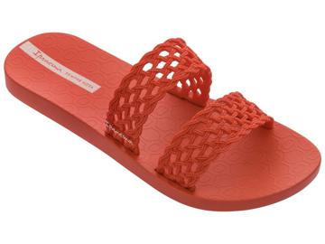 Obrázek Ipanema RENDA 26506-21513 Dámské pantofle červené