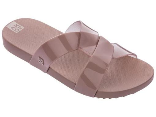 Obrázek z Zaxy Reflex II Slide 83111-23597 Dámské pantofle růžové