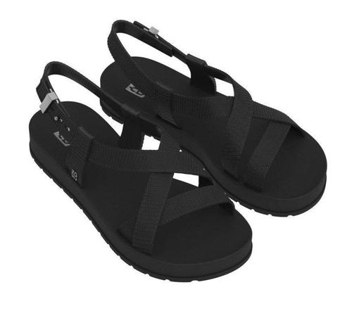 Obrázek z Zaxy Modern Sandal 18145-90081 Dámské sandály černé