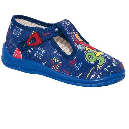 Obrázek z BIGHORN FILIP 5012 C Dětská domácí obuv