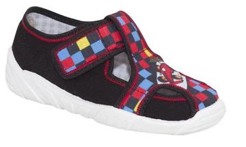 Obrázek BIGHORN ALEX 5019 B Dětské textilní tenisky