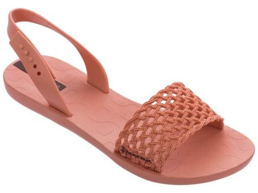 Obrázek z Ipanema Breezy Sandal 82855-24468 Dámské sandály růžové
