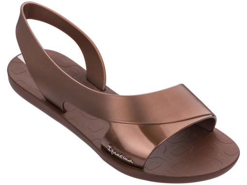 Obrázek z Ipanema Go Minimal Sandal 26477-21296 Dámské sandály hnědé
