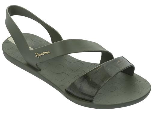 Obrázek z Ipanema Vibe Sandal 82429-25456 Dámské sandály zelené