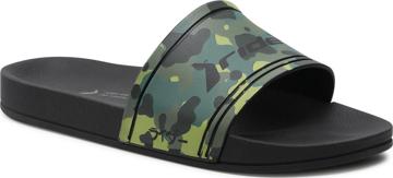Obrázek Rider Full 86 Graphics 11651-21675 Pánské pantofle zelené