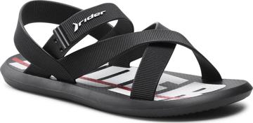Obrázek Rider R1 Papete 11566-21194 Pánské sandály černé