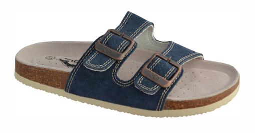 Obrázek z Big Fish 113-17-01 Pánské pantofle modré