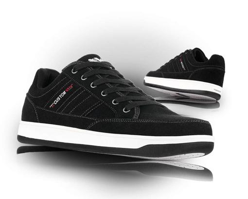 Obrázek z VM Footwear Adelaide 6205-60 Polobotky černé