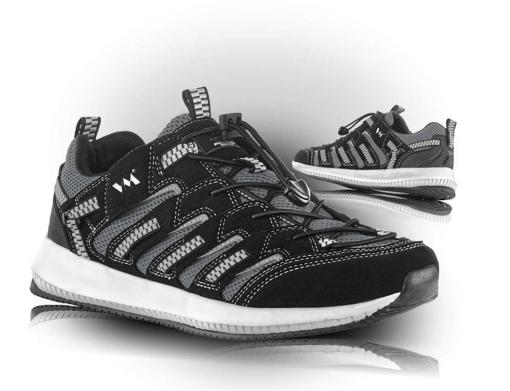 Obrázek z VM Footwear Lusaka 4445-60 Polobotky černé