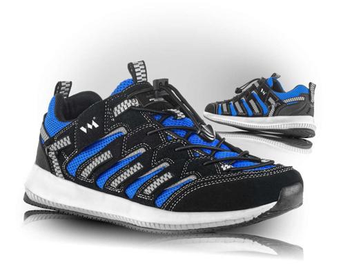 Obrázek z VM Footwear Lusaka 4445-11 Polobotky modré