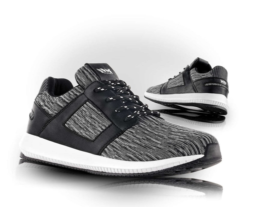 Obrázek z VM Footwear Fontana 4435-25 Polobotky šedé