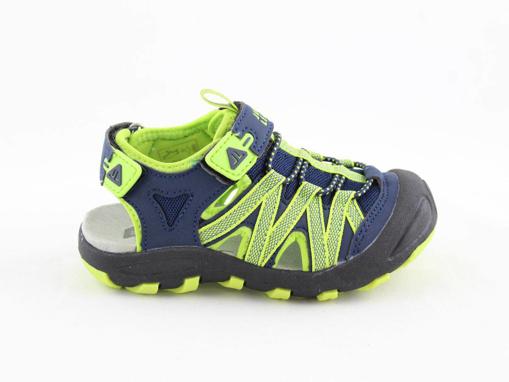 Obrázek z Junior League 201113 Dětské sandály modro / zelené