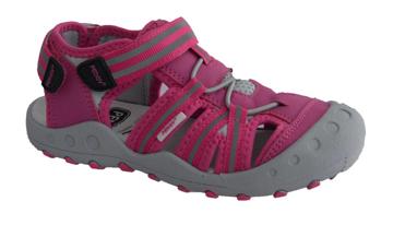 Obrázek Peddy P6-512-25-01 Dětské sandály růžové