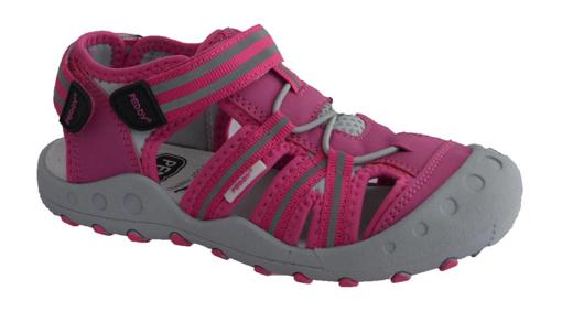 Obrázek z Peddy P6-512-25-01 Dětské sandály růžové