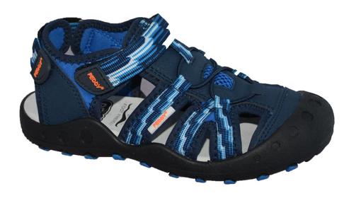 Obrázek z Peddy P6-512-27-01 Dětské sandály modré