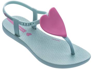 Obrázek Ipanema Class Love Kids 26563-22299 Dětské sandály tyrkysové