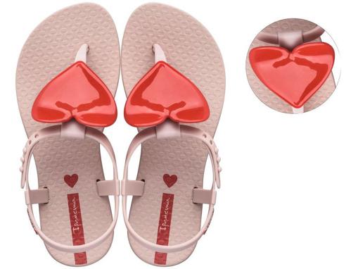 Obrázek z Ipanema Class Love Kids 26563-22315 Dětské sandály růžové