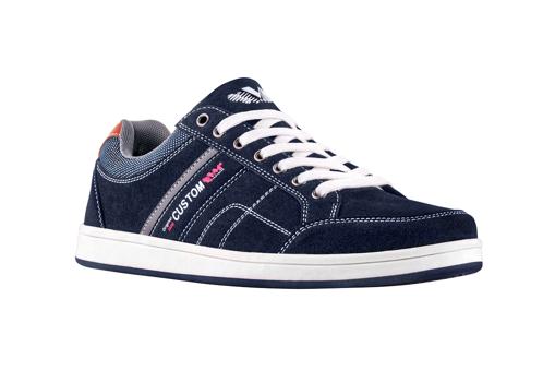 Obrázek z VM Footwear Merano 4885-11 Polobotky modré