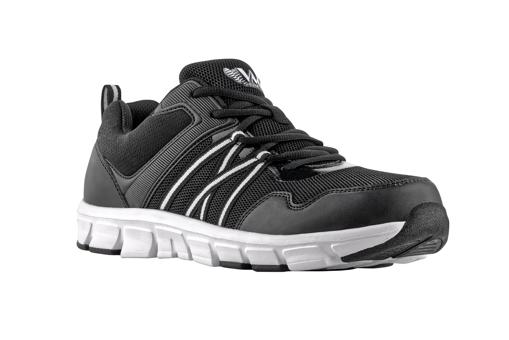 Obrázek z VM Footwear Bolzano 4495-60 Polobotky černé