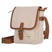Obrázek z Travelite Hempline Crossover Bag A5 Beige 2 L