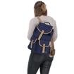 Obrázek z Travelite Hempline Clap Backpack Navy 9,7 L