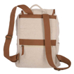 Obrázek z Travelite Hempline Clap Backpack Beige 9,7 L