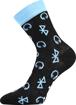 Obrázek z BOMA ponožky Filip 03 ABS mix A - kluk 3 pár