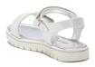 Obrázek z Sprox 459551 Dětské sandály stříbrné