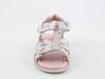 Obrázek z Be Mega 8030513 Dětské sandály stříbrné