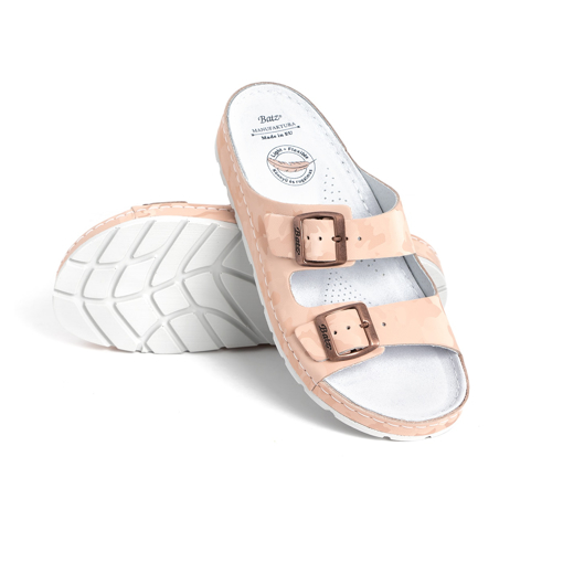 Obrázek z Batz Zorka Pink Dámské zdravotní pantofle