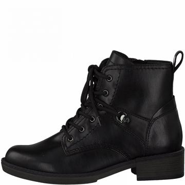 Obrázek Tamaris 1-25116-27 001 Dámské kotníkové boty černé