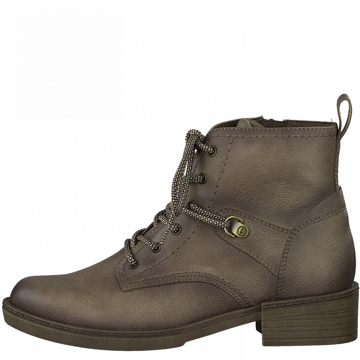 Obrázek Tamaris 1-25116-27 341 Dámské kotníkové boty taupe