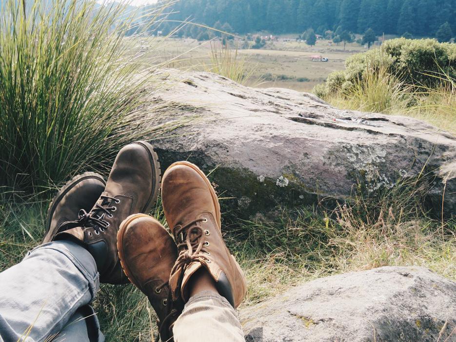 Základní kategorie outdoor obuvi dle náročnosti terénu