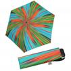 Obrázek z Doppler Mini Slim Carbonsteel FANTASY Dámský plochý skládací deštník