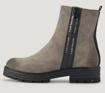 Obrázek z Tom Tailor 2191308 Dámské kotníkové boty taupe