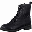 Obrázek z Tamaris 1-25107-27 001 Dámské kotníkové boty černé