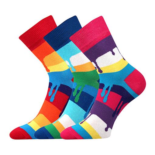 Obrázek z BOMA ponožky Jana 36 mix 3 pár